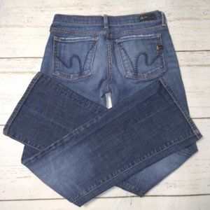COH Dita Petite Bootcut Jeans Medium Wash …